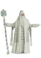 Костюм, посох, бороду Деда Мороза своими руками