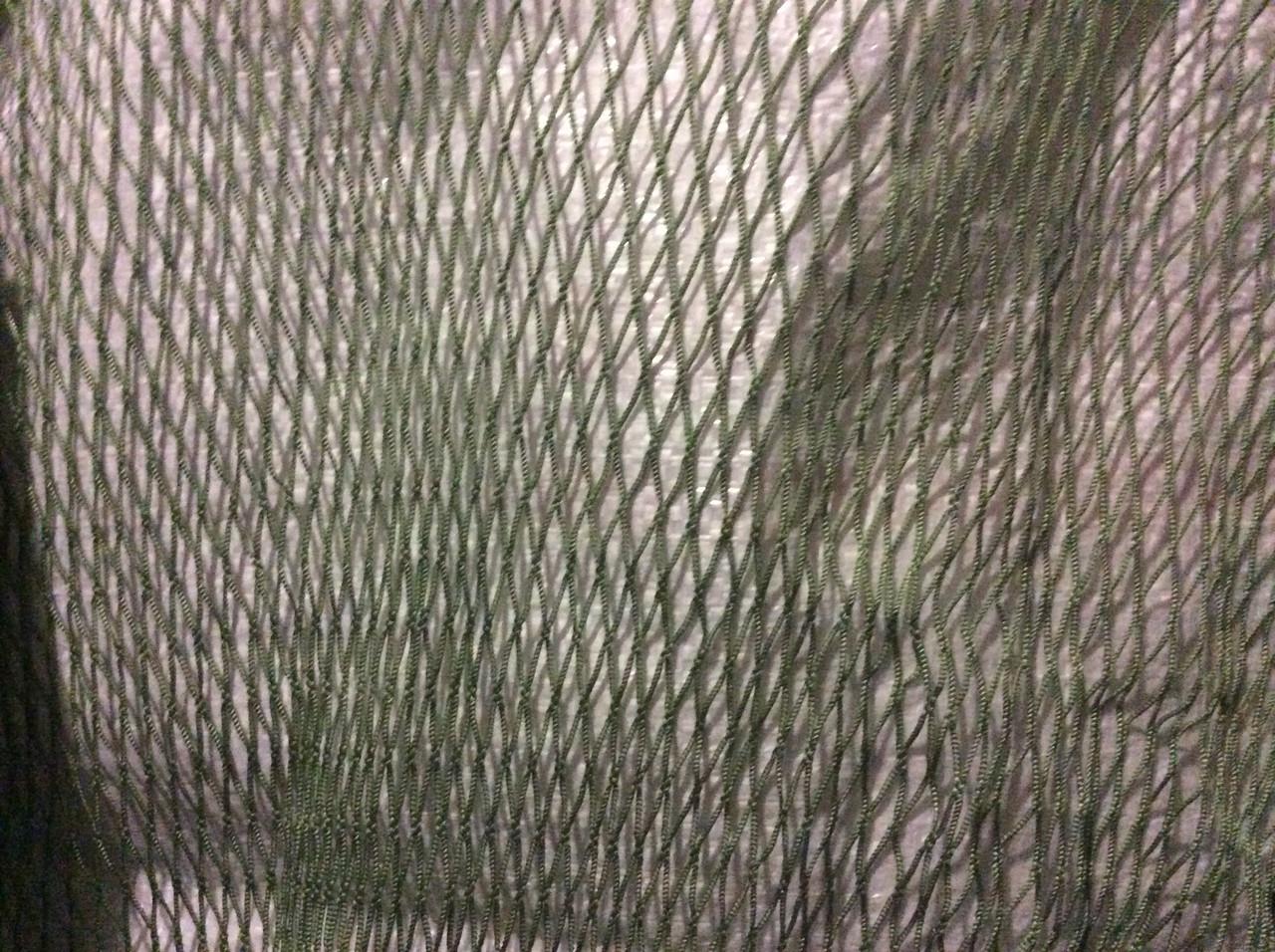 Сетка капроновая безузловая ячейка 14мм