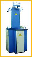 Комплектные трансформаторные подстанции тупикового типа мачтовые КТПм (LE-ТПМ) 25…250/10(6)/0,4-LE У1