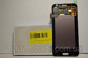 Дисплей Samsung J500 Galaxy J5 с сенсором Золотой Gold оригинал , GH97-17667C, фото 3