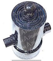 Гидроцилиндр подъема кузова САЗ 3502 / Камаз - 5-ти штоковый (новый)