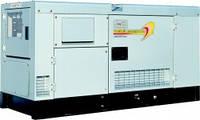 Дизельный генератор Yanmar YEG 500 DSHS-5B в кожухе