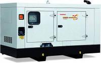 Дизельный генератор Yanmar YH 550 DTLS-SB в кожухе