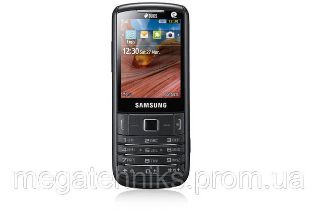 Мобильный телефон samsung c3782 onyx black цена iphone se акция