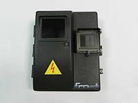 Коробка герметик для 1-фазного счетчика со стеклом