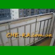 Утепление балконов, утепление лоджий