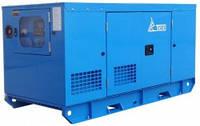 Дизельный генератор ТСС АД-280С-Т400-1РКМ5 в кожухе