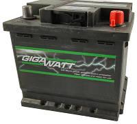 Аккумуляторная батарея ПРАВ [+] 12V 60AH 540A GIGAWATT 0185756008.