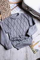 Новое поступление теплых детских свитеров.