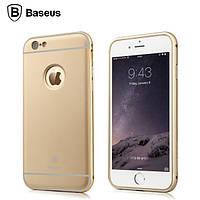 Чехол Baseus Fusion Classic для Iphone 6/6S Plus золотой, фото 1