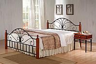Кровать кованая 1,6 AT-9027 QB
