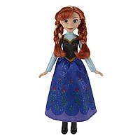 Куклы и пупсы «Disney Frozen» (B5161_B5163) классическая кукла Анна (Anna), 26 см