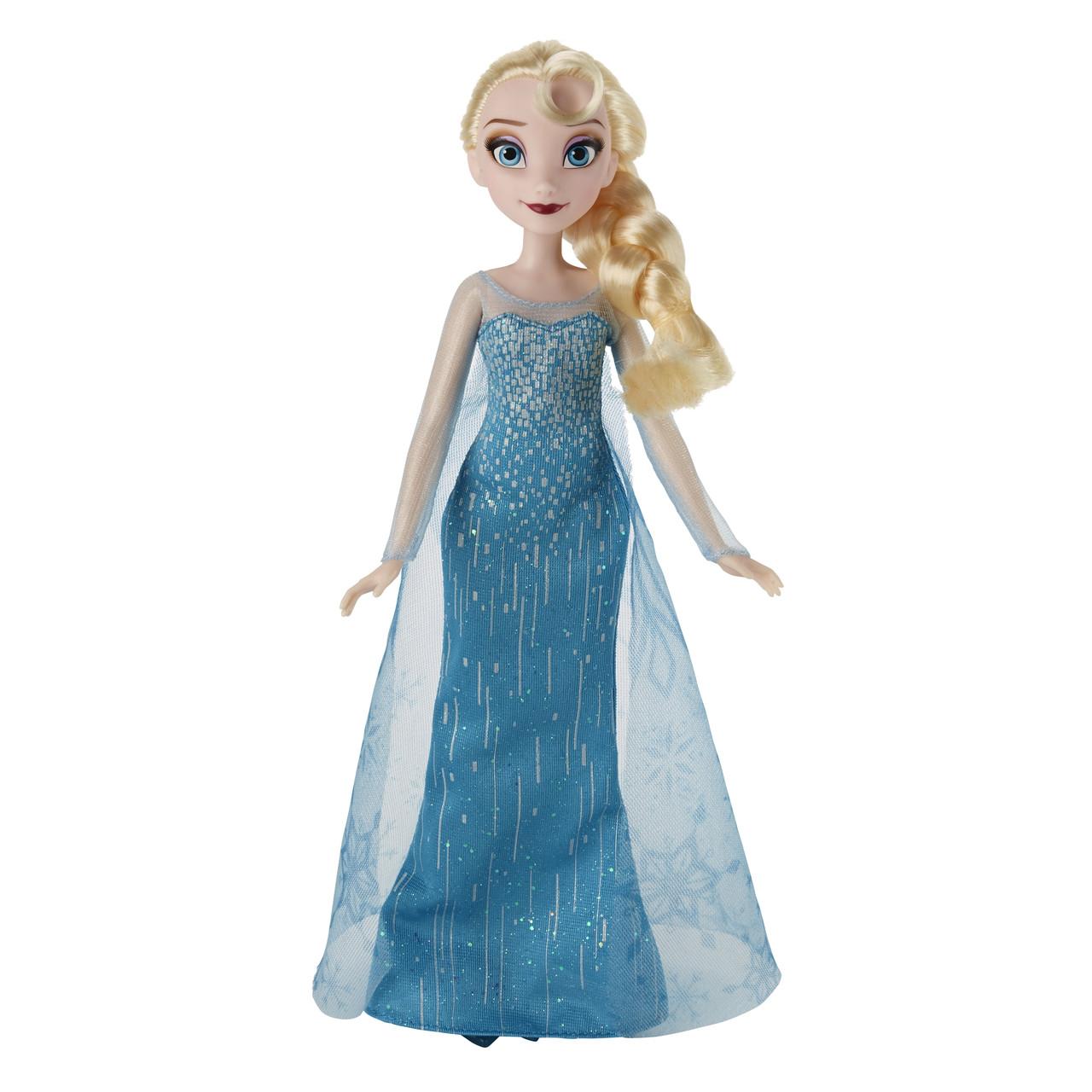 Куклы и пупсы «Disney Frozen» (B5161_E0315) классическая кукла Эльза (Elsa), 26 см