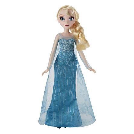 Куклы и пупсы «Disney Frozen» (B5161_E0315) классическая кукла Эльза (Elsa), 26 см, фото 2