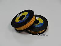"""Маркировка кабельная ЕС-0 0,75-1,5 кв.мм (Цифра """"0"""")"""