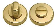 Накладка WC-фиксатор COLOMBO CD 69 BZG G полированная латунь