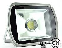 Светодиодный прожектор 70W с линзой Холодный белый