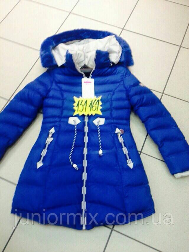 Куртка зимняя на девочку подростковая SPEED.A. ПОЛЬША.
