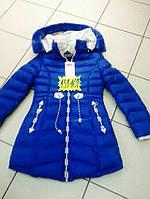 Куртка зимняя на девочку подростковая SPEED.A. ПОЛЬША., фото 1