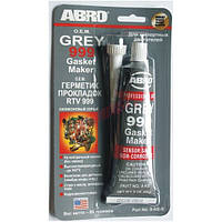 Abro Герметик  прокладок   999 серый  9-AB-GR 85г