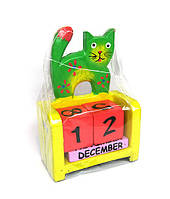 Детский календарь Кот