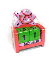 Календарь для ребенка Черепаха