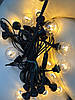 Светодиодная гирлянда крупная лампа