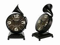 Часы настольные кварцевые Граммофон