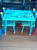Набор детской мебели G03-2101 (детский столик и стульчики), дерево. КИЕВ