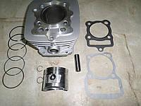 Цилиндр+попршень 150куб.см. Viper CG-150 (штанга)
