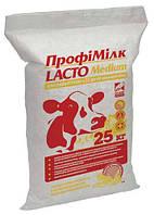 Сухое молоко Профимилк Лакто Медиум  для телят от 21-60 дней 25 кг заменитель цельного молока ЗЦМ