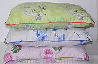 Подушка 50Х50 селикон (ткань бязь)
