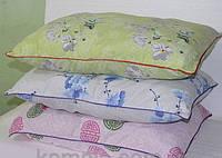 Подушка 50Х70 селикон (ткань бязь)