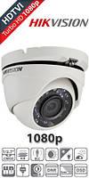Видеокамера купольная Hikvision DS-2CE56D1T-IRM