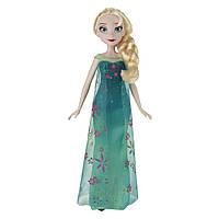 Куклы и пупсы «Disney Frozen» (B5164_B5165) модная кукла Эльза (Elsa), 26 см
