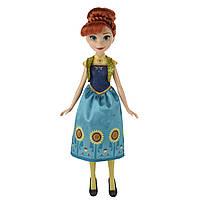 Куклы и пупсы «Disney Frozen» (B5164_B5166) модная кукла Анна (Anna), 26 см