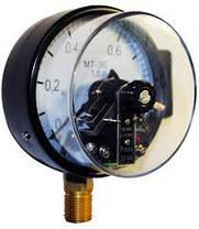 Манометр электроконтактный сигнализирующий МТ-3С, фото 3