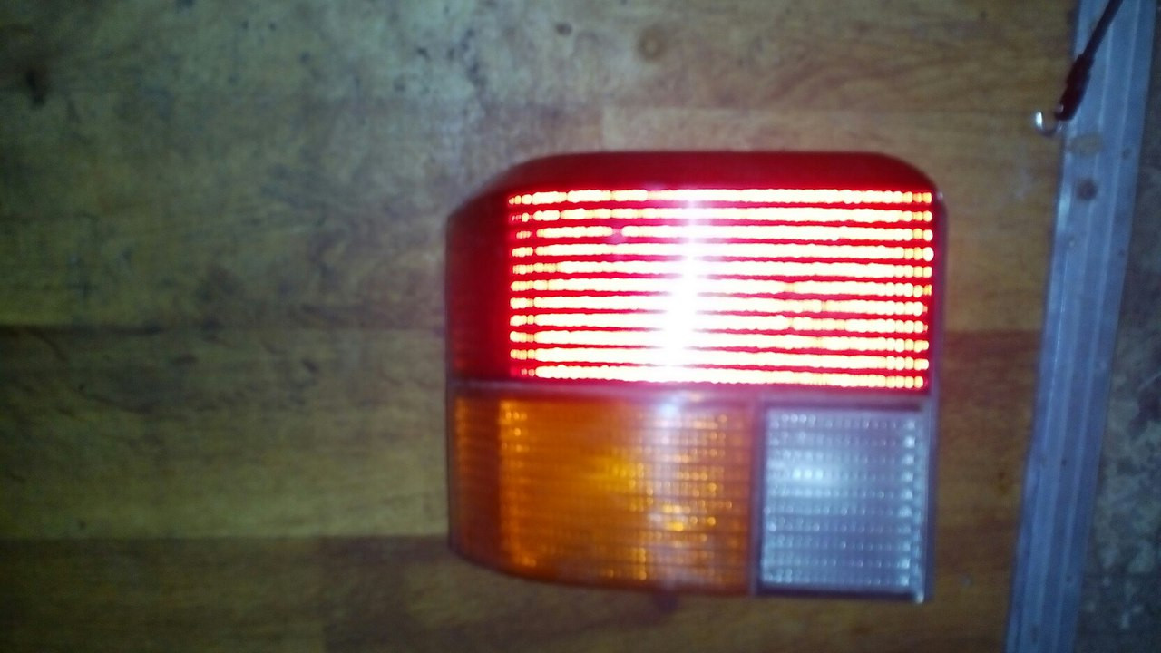 Б/у фонарь задний лівий Volkswagen T4 (Transporter)