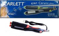 Утюжок плойка для волос 4 в 1 Scarlett SC-097, отличная укладка за  пару минут
