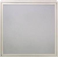 Светильник люминесцентный растровый встроенного типа e.lum.raster.flush.4.20.b.opal, 4х20W, спаренная ПРА, опа