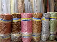 Ткань с люрексом, разные цвета (ширина 2,8 м)