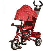 Turbo Trike трехколесный велосипед M 5361-5 надувные колеса