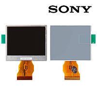 Дисплей (LCD) для цифрового фотоаппарата Sony DSC-S730, оригинал