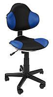 Кресло офисное компьютерное на колесиках с подъемным механизмом, фото 1