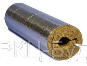 Теплоизоляция трубопроводов. Цилиндр минераловатый Технониколь 80 кг/м³ 30x27 мм - РКЦ-Буд в Харькове