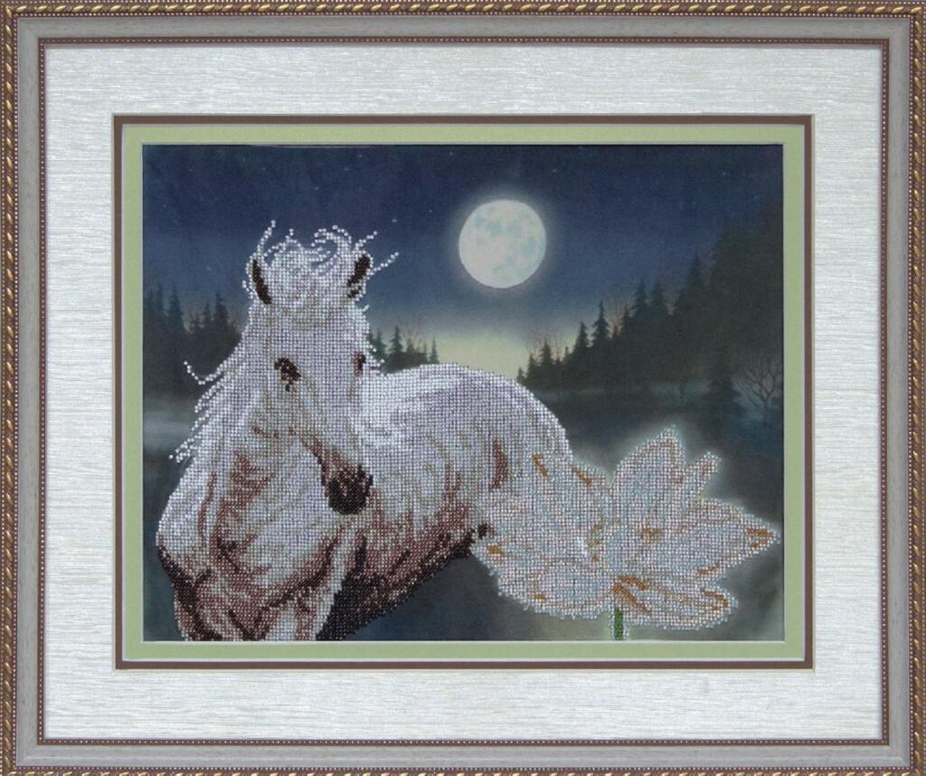 """Набор для вышивания бисером """"Лунная соната"""""""