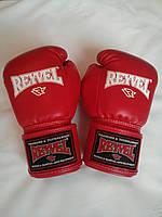 REYVEL  Перчатки боксёрские  винил 10 OZ
