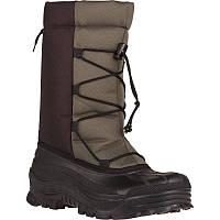 Зимние резиновые сапоги мужские, чоботи гумові Solognac Toundra 300 коричневые