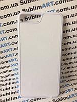Чехол для 2D сублимации пластиковый Iphone 7Plus белый