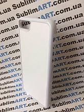 Чехол для 2D сублимации пластиковый Iphone 7/8 белый